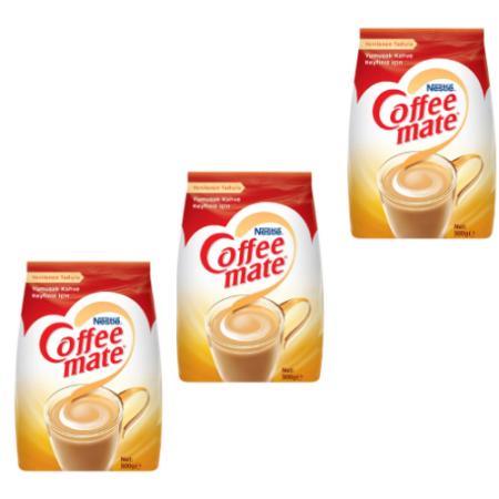 Nestle Coffee Mate Kahve Kreması 500 G x 3 Adet