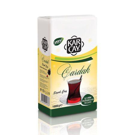 Karçay Çardak Siyah Çay 1000 gr