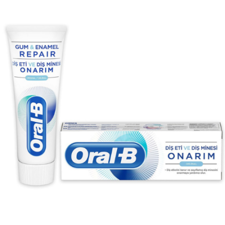 Oral-B Onarım Original Diş Macunu 75 Ml